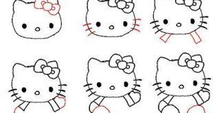 صورة رسومات سهله وبسيطه جدا , رسومات لتعليم الاطفال الرسم