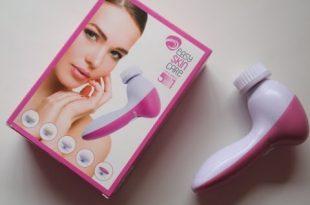 صورة طريقة استخدام فرشاة تنظيف الوجه , هل فرشه الوجه فعاله
