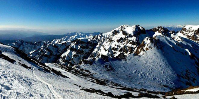 صورة اكبر جبل في المغرب , كم تبلع اعلي قمه جبليه في المغرب