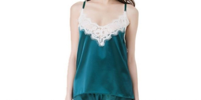 صورة قميص نوم حريمى , موديلات جديده و تصاميم متنوعه لقمصان النوم