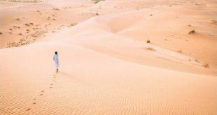 صورة تفسير رؤية الصحراء في المنام , معني المشي في الصحراء للمتزوجه