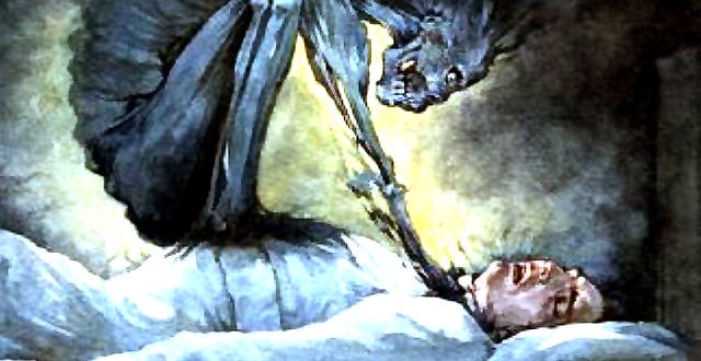 صورة اعراض الجنية العاشقة , علامات تظهر علي المراه عند المس بجن عاشق