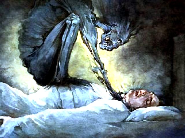 صورة اعراض الجنية العاشقة , علامات تظهر علي المراه عند المس بجن عاشق 7275
