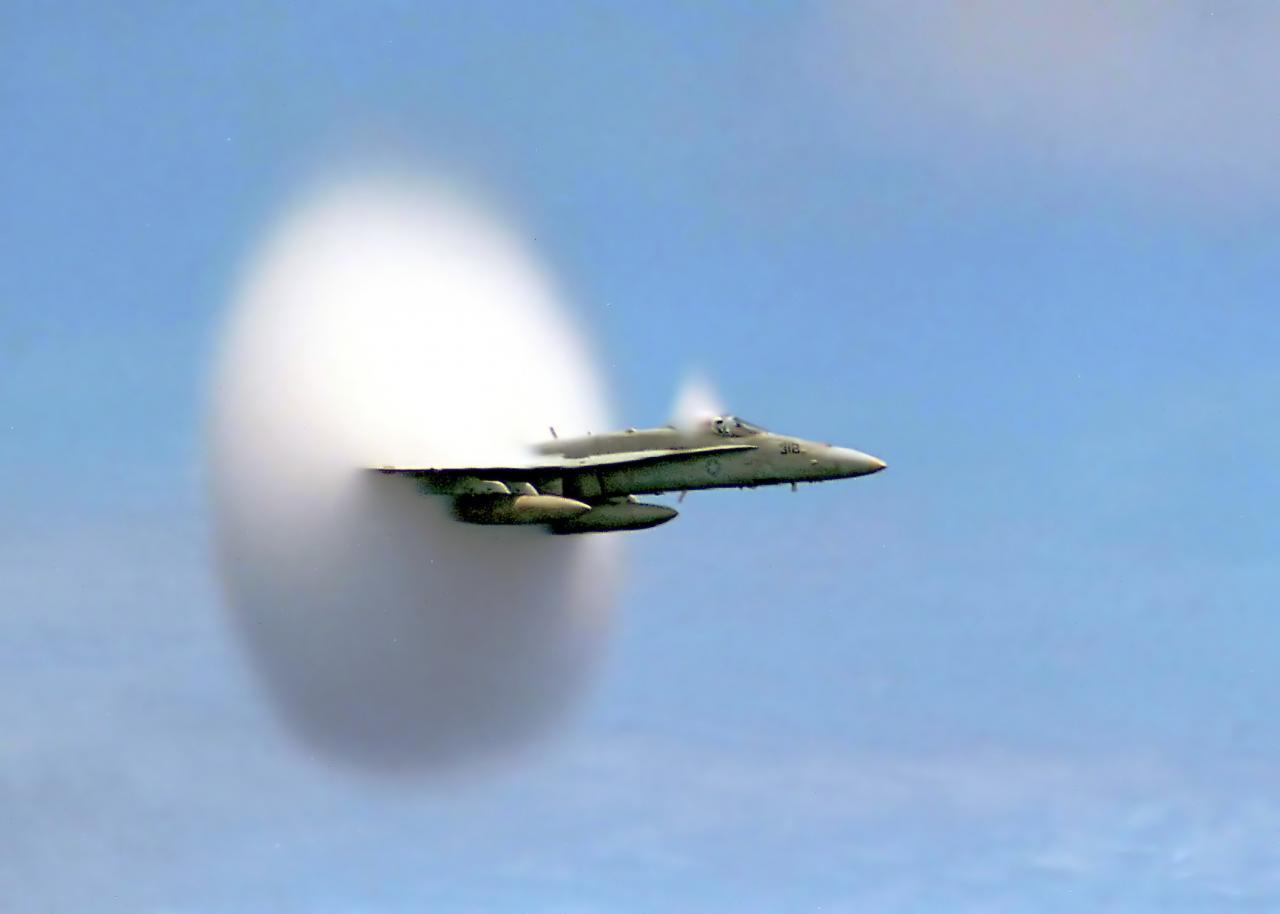 صورة كم سرعة الصوت , كيفيه حساب سرعه الصوت