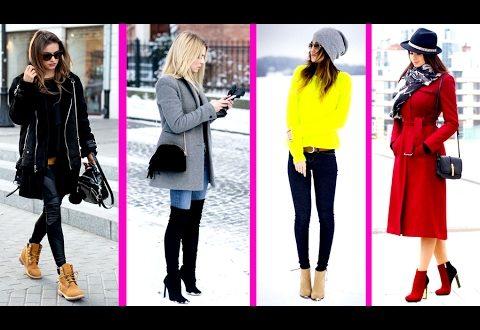 صورة ملابس فصل الشتاء , احدث كوليكشن لشتاء 2019
