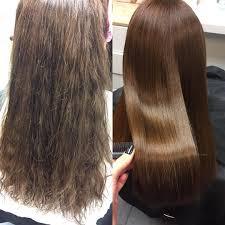 صورة هل فرد الشعر بالبروتين مضر للحامل , ضرر الحامل في شعرها