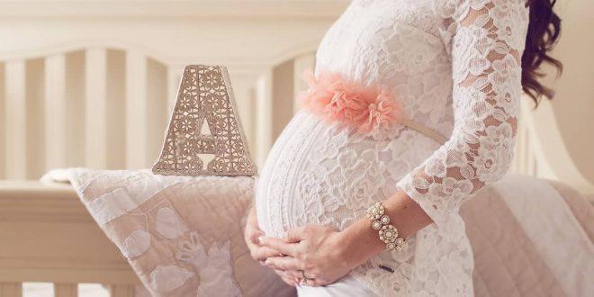 صورة ملابس حوامل كيوت , الحمل عليكي وشياكتك علينا