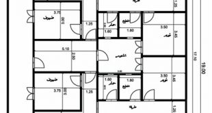 صورة رسم منزل 150 متر , ديزينات منازل مبهره