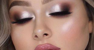 صورة اجمل مكياج العيون , عيونك اجمل مع مكياج جذاب