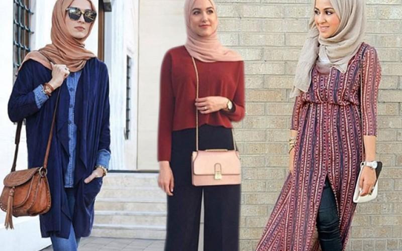 صورة حجاب فاشون 2019 , تميزي بحجابك عزيزتي 1461 10