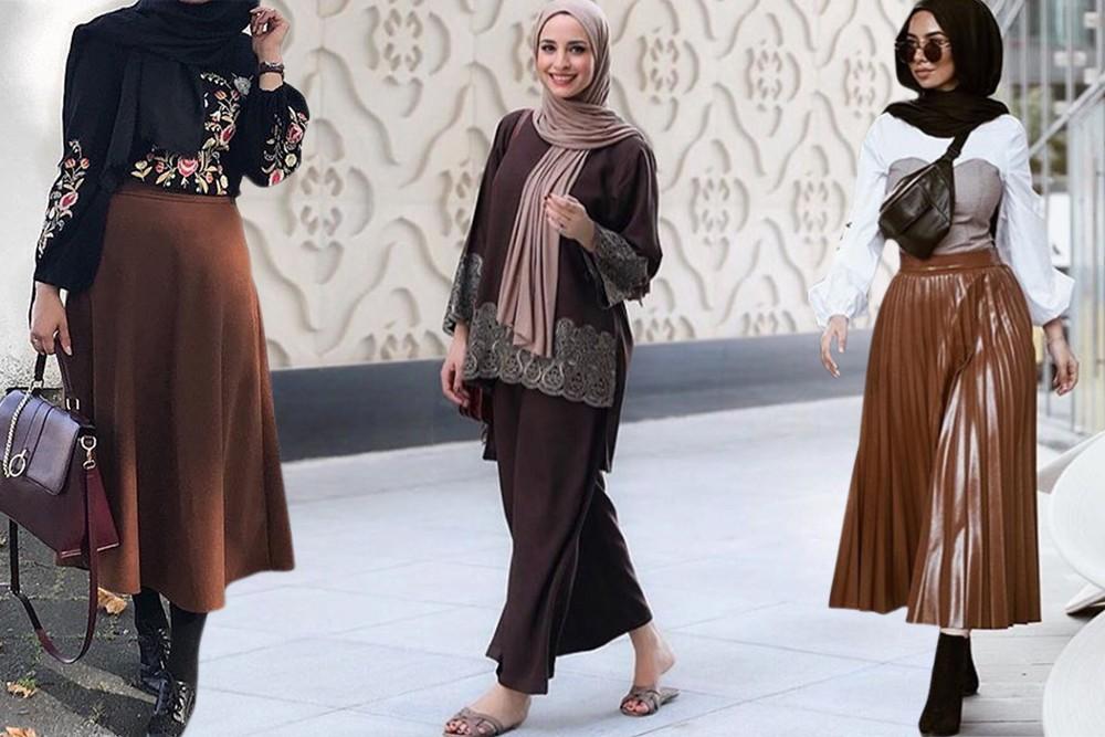 صورة حجاب فاشون 2019 , تميزي بحجابك عزيزتي 1461 6
