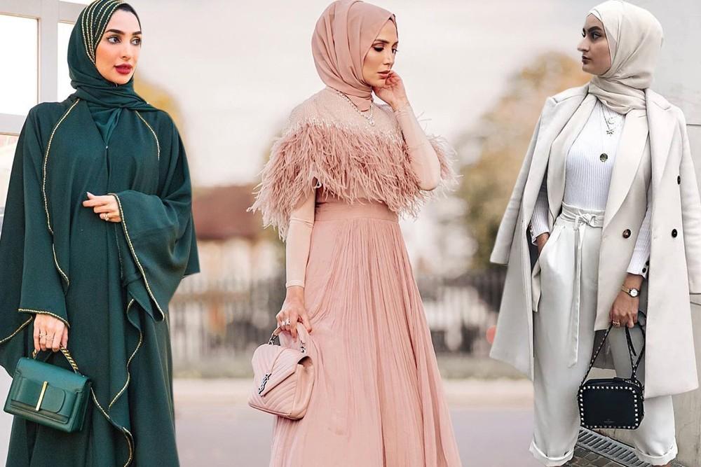 صورة حجاب فاشون 2019 , تميزي بحجابك عزيزتي 1461 8
