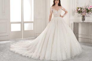 صورة بالصور اجمل فساتين الزفاف , اخر صيحة فستان الزفاف 2020 1708 11 310x205