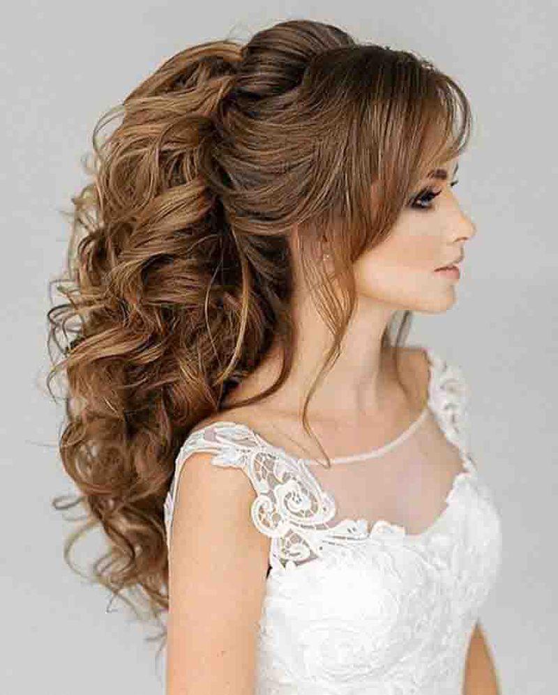 صورة صور اجمل تسريحات الشعر , تالقي بتسريحه شعر سهله ومميزه