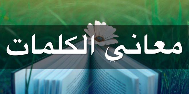 صورة معنى كلمة محاباة , شرح معني كلمه محاباه في المعجم المعاصر