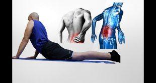 صورة تمارين لعلاج الام اسفل الظهر عند الرجال , تمارين رياضيه لوجع اسفل الظهر