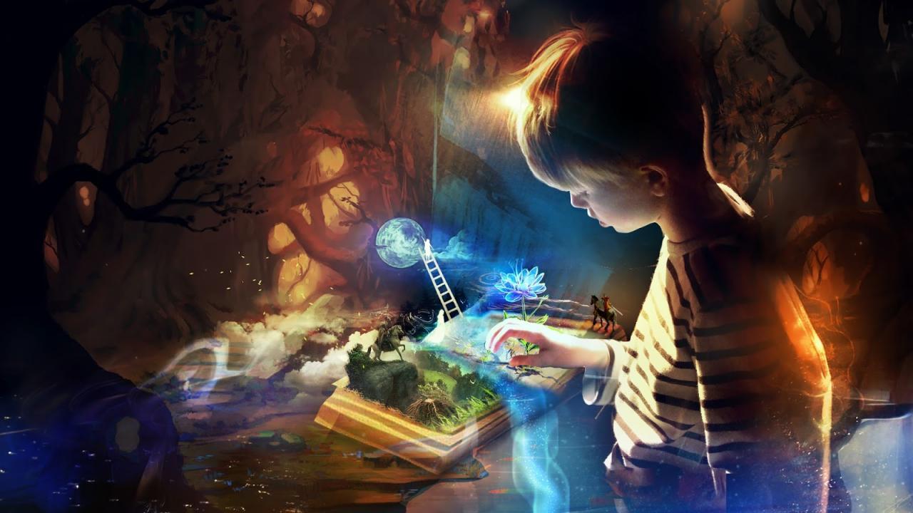صورة صور خياليه حزينه , رمزيات رائعه عن عالم الخيال 441 8