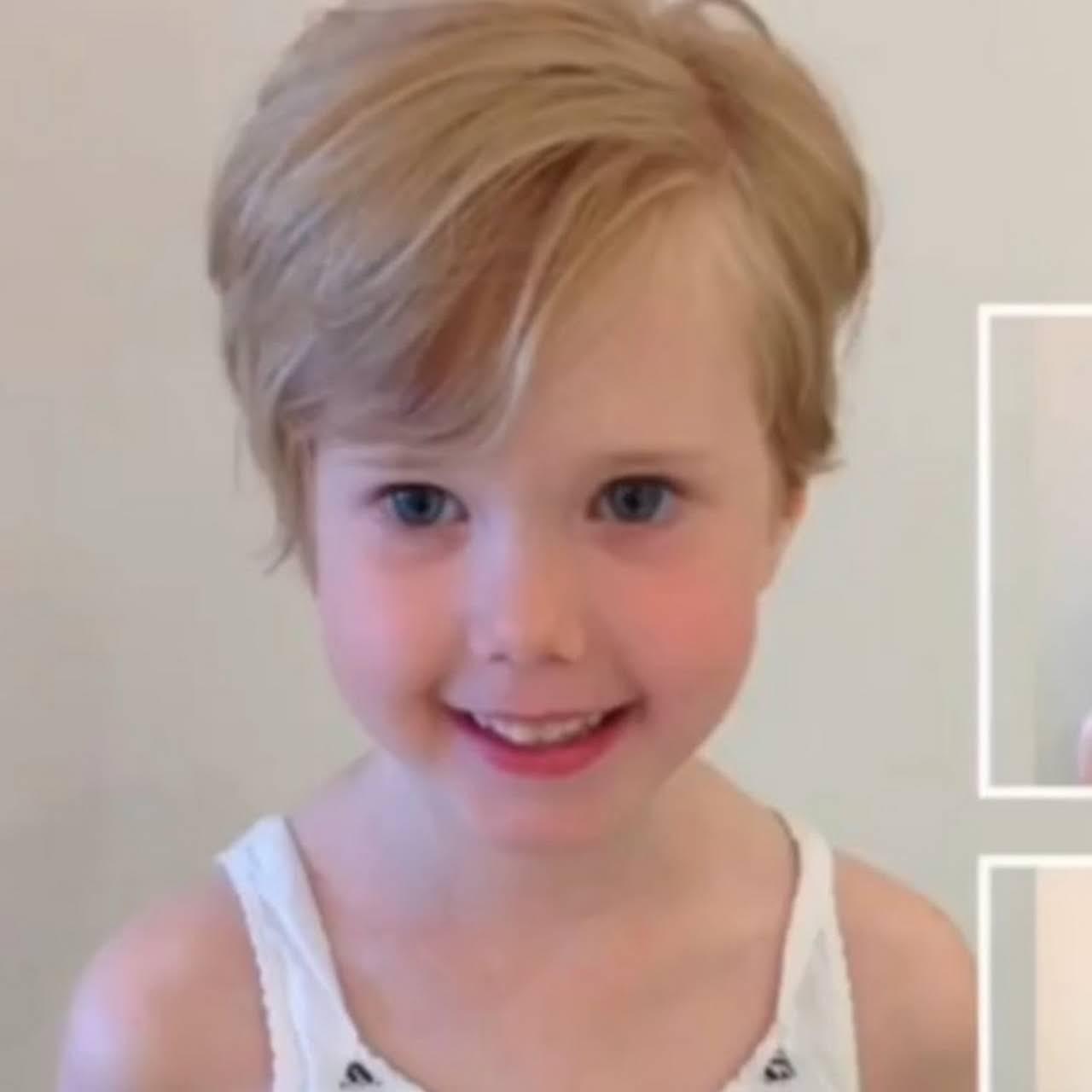 قصات شعر اطفال 2020 لم يسبق له مثيل الصور Tier3 Xyz