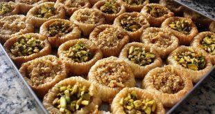 صورة صور حلويات شرقيه , وصفات للحلويات اللذيذه والبسيطه