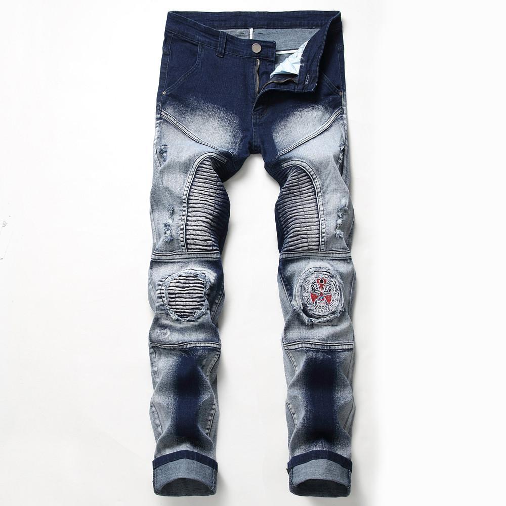 صورة بنطلون جينز 2019 , موديلات بناطيل جينز نسائيه 941 3