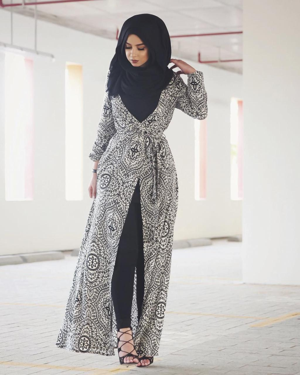 صورة اشكال ملابس محجبات 279 7